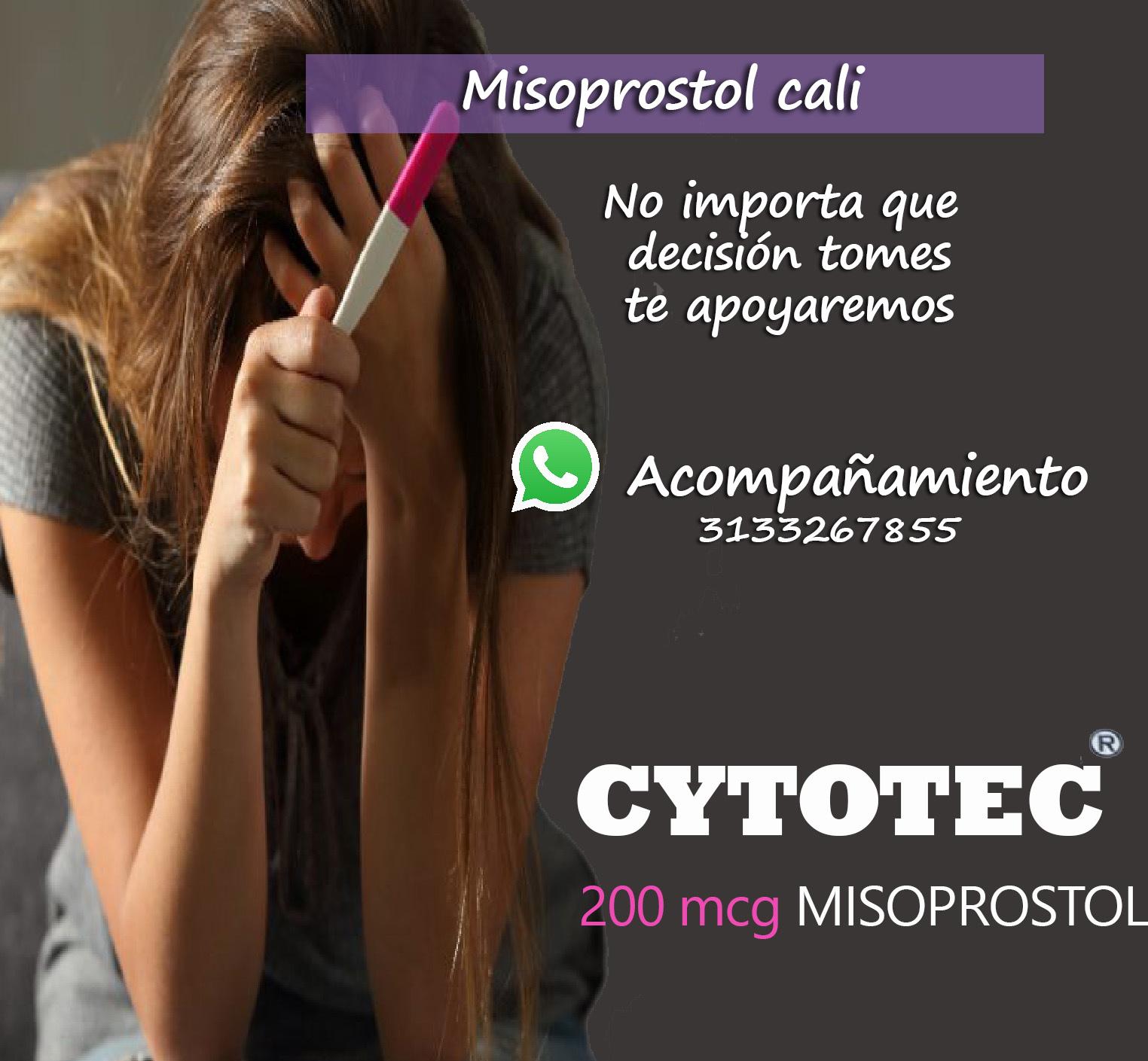 Misoprostol Precio Cali